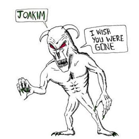 Joakim / I Wish You Were Gone